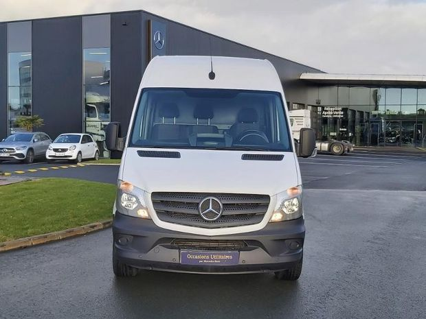 Photo miniature de la Mercedes Sprinter Fg 314 CDI 43S 3T5 E6 2018 d'occasion