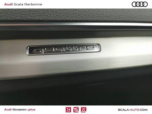 Photo miniature de la Audi Q5 40 TDI 190 S tronic 7 Quattro S line 2019 d'occasion