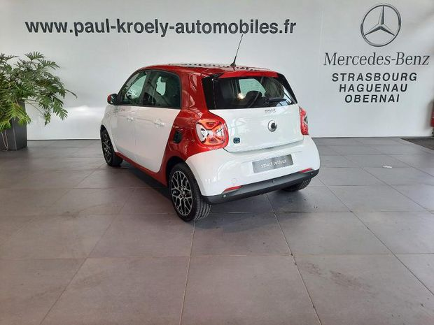 Photo miniature de la Smart forfour Electrique 82ch Prime 2021 d'occasion