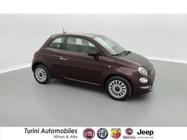 Photo miniature de la Fiat 500 1.0 70ch BSG S&S Dolcevita 2021 d'occasion