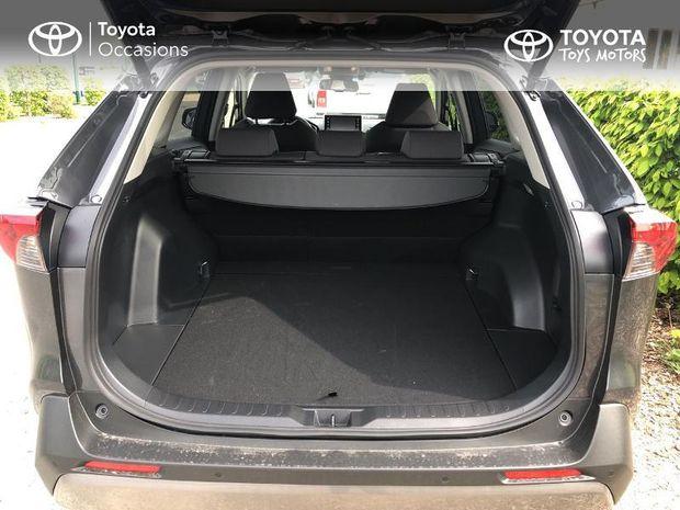 Photo miniature de la Toyota RAV4 Hybride 218ch Dynamic 2WD MY21 2021 d'occasion
