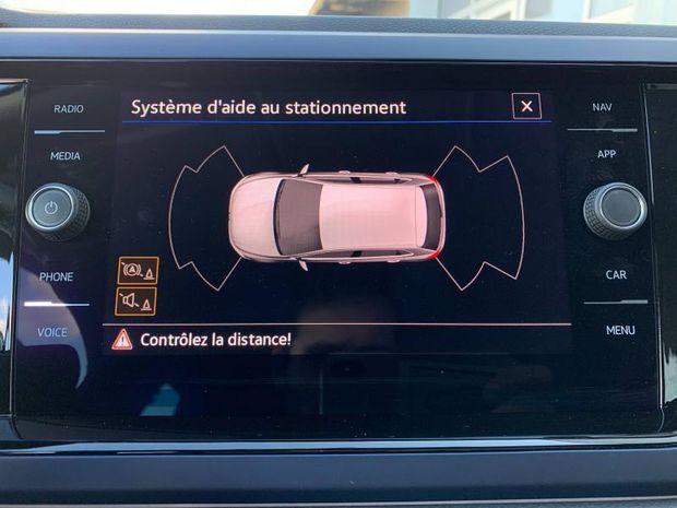 Photo miniature de la Volkswagen Polo 1.0 TSI 95ch United DSG7 Euro6d-T 2020 d'occasion
