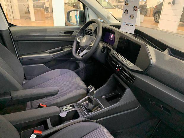 Photo miniature de la Volkswagen Caddy CARGO 2.0 TDI 102 BVM6 BUSINESS 2020 d'occasion
