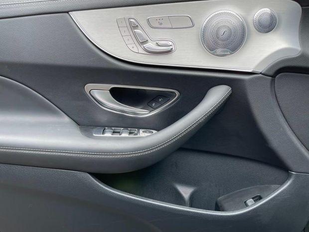 Photo miniature de la Mercedes Classe E Coupe 220 d 194ch Fascination 4Matic 9G-Tronic Euro6d-T 2019 d'occasion