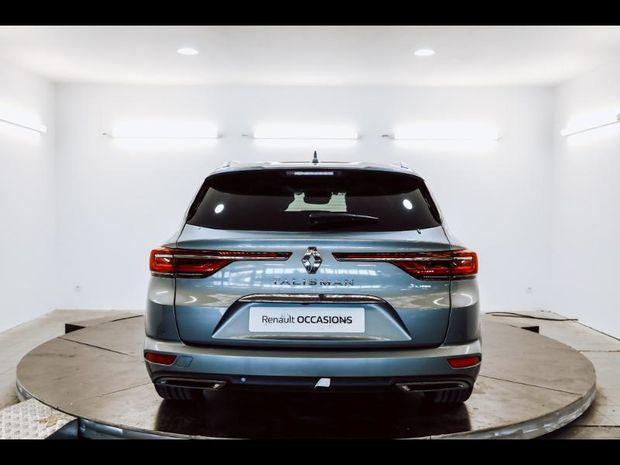Photo miniature de la Renault Talisman Estate 2.0 Blue dCi 200ch Intens EDC 2021 d'occasion