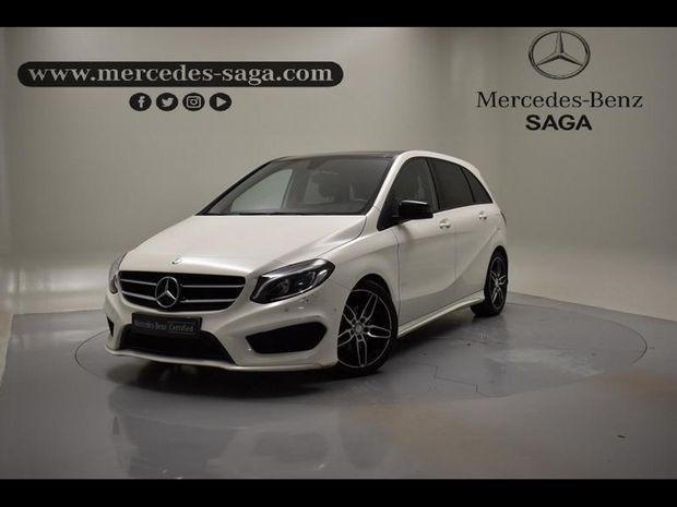 Photo miniature de la Mercedes Classe B 180 d 109ch Fascination 7G-DCT 2017 d'occasion