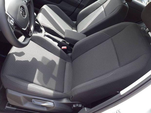 Photo miniature de la Volkswagen Polo 1.6 TDI 95 S&S DSG7 Lounge Business 2021 d'occasion