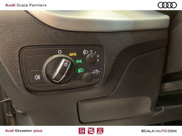 Photo miniature de la Audi Q2 1.0 TFSI 116 ch S tronic 7 Design 2018 d'occasion