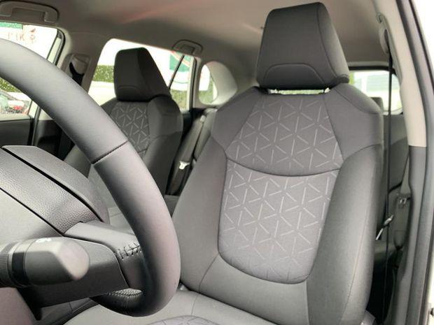Photo miniature de la Toyota RAV4 Hybride 222ch Dynamic Business AWD-i 2021 d'occasion