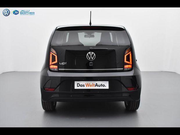 Photo miniature de la Volkswagen Up ! 1.0 65ch BlueMotion Technology United 5p 2021 d'occasion