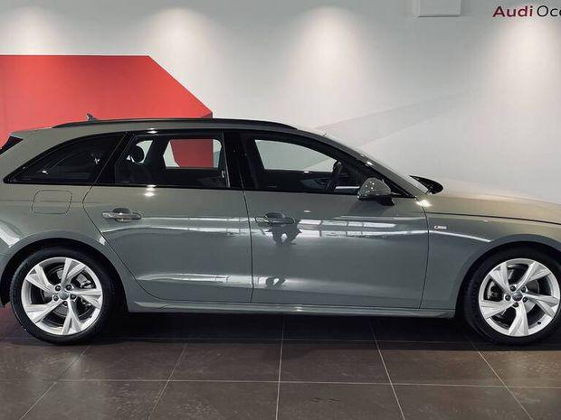 Photo miniature de la Audi A4 Avant 35 TFSI 150 S tronic 7 S line 2019 d'occasion