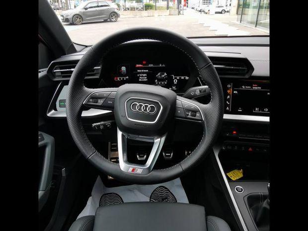 Photo miniature de la Audi A3 Sportback 35 TFSI 150ch CoD S line Plus Euro6d-T 2020 d'occasion