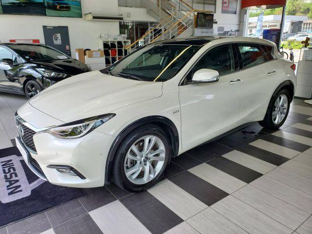 Photo miniature de la Infiniti Q30 2.2d 170ch Premium AWD DCT7 2018 d'occasion