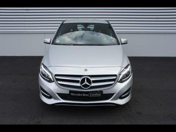 Photo miniature de la Mercedes Classe B 180 d 109ch Sensation 7G-DCT 2018 d'occasion