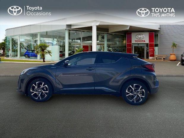Photo miniature de la Toyota C-HR 122h Collection 2WD E-CVT MY20 2021 d'occasion