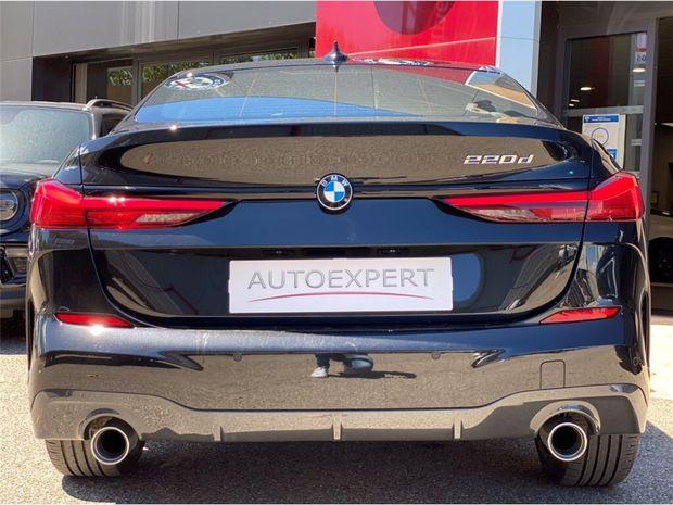 Photo miniature de la BMW Serie 2 Gran Coupé 220d 190 ch BVA8 2020 d'occasion