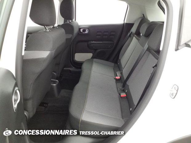 Photo miniature de la Citroën C3 BlueHDi 75 S&S Feel Business 2018 d'occasion