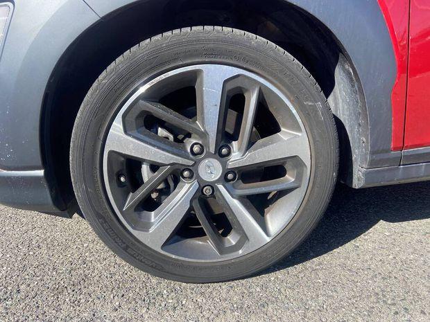 Photo miniature de la Hyundai Kona 1.6 T-GDi 177 4WD DCT-7 Executive 2018 d'occasion