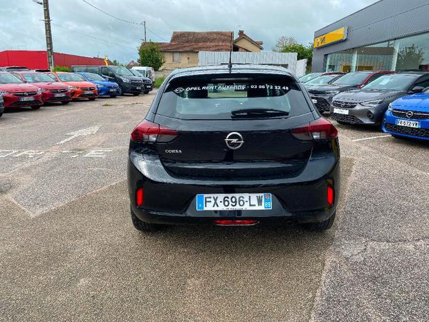 Photo miniature de la Opel Corsa 5P Elégance 1.2 Turbo 100ch S/S BVM6 (2020A) 2021 d'occasion