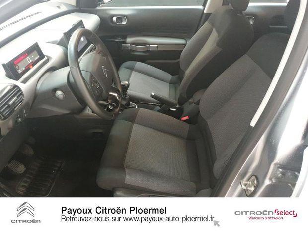 Photo miniature de la Citroën C4 Cactus PureTech 110ch S&S Feel E6.d 2019 d'occasion
