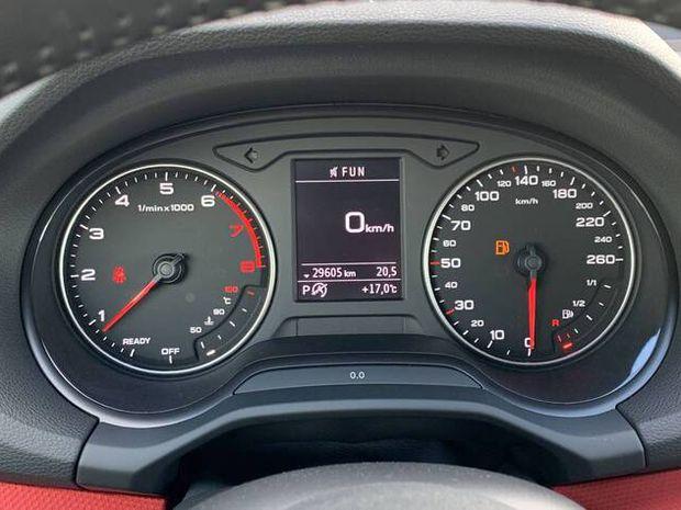 Photo miniature de la Audi Q2 1.4 TFSI COD 150 ch S tronic 7 Sport 2018 d'occasion