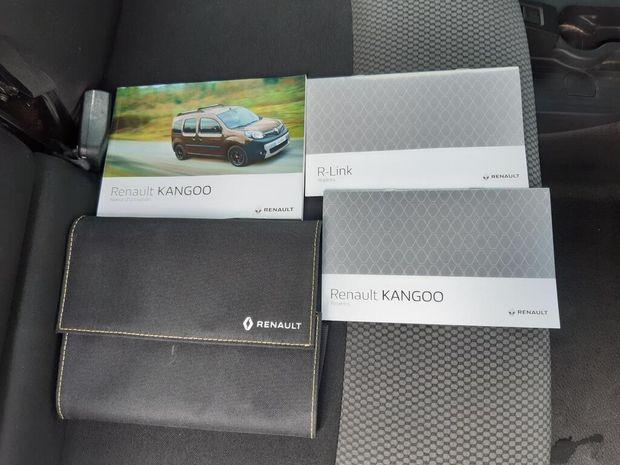 Photo miniature de la Renault Kangoo BLUE DCI 95 EXTRA R-LINK 2019 d'occasion