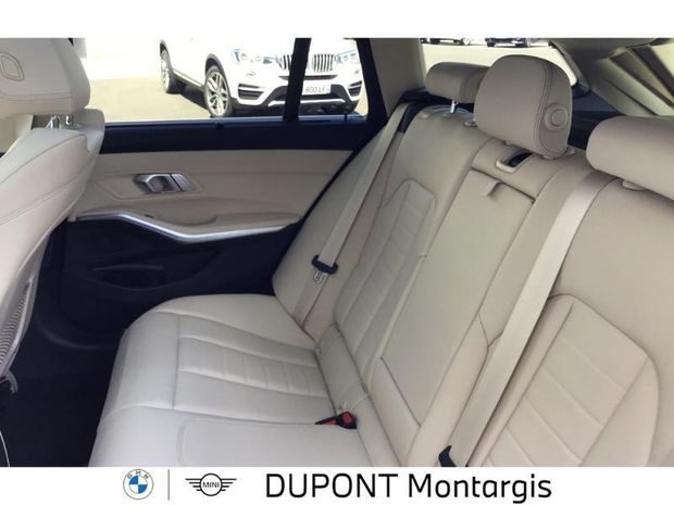 Photo miniature de la BMW Serie 3 Touring 320dA xDrive 190ch Luxury 2020 d'occasion