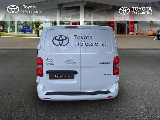 Photo miniature de la Toyota PROACE Medium 75kWh Business Electric 2021 d'occasion