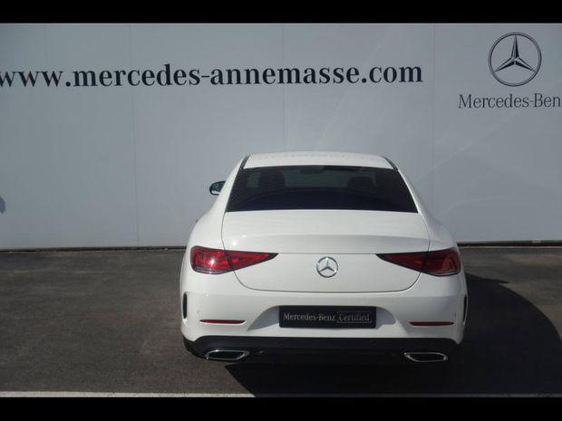 Photo miniature de la Mercedes Classe CLS 400 d 340ch AMG Line+ 4Matic 9G-Tronic Euro6d-T 2018 d'occasion