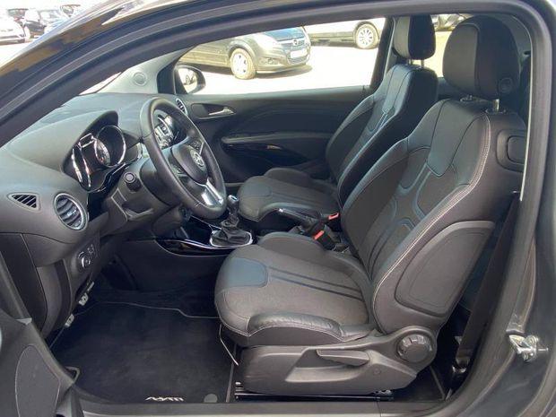 Photo miniature de la Opel Adam 1.4 87 Black Edition GPS Radar AV/AR régulateur Clim 5M Km Garantie 1 an 2019 d'occasion