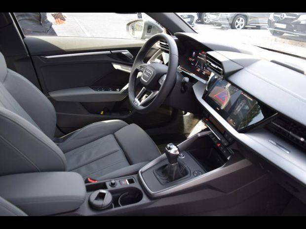 Photo miniature de la Audi A3 Sportback 35 TFSI 150ch S line 2020 d'occasion