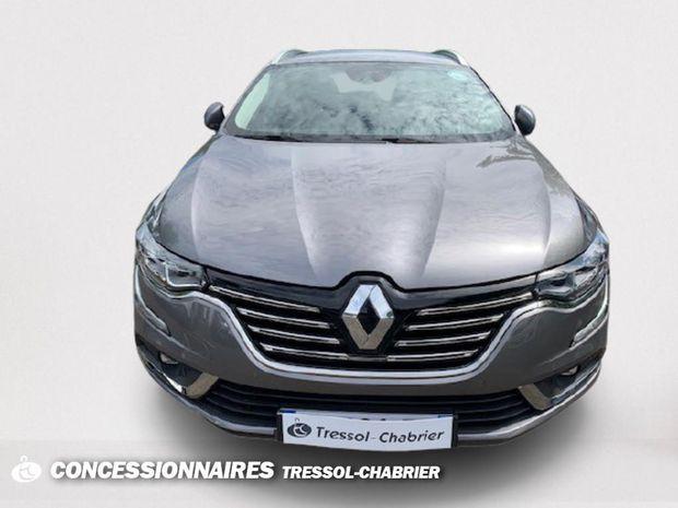 Photo miniature de la Renault Talisman Estate Blue dCi 160 EDC Intens 2019 d'occasion