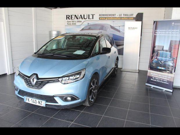 Photo miniature de la Renault Grand Scenic 1.7 Blue dCi 120ch Intens 2019 d'occasion