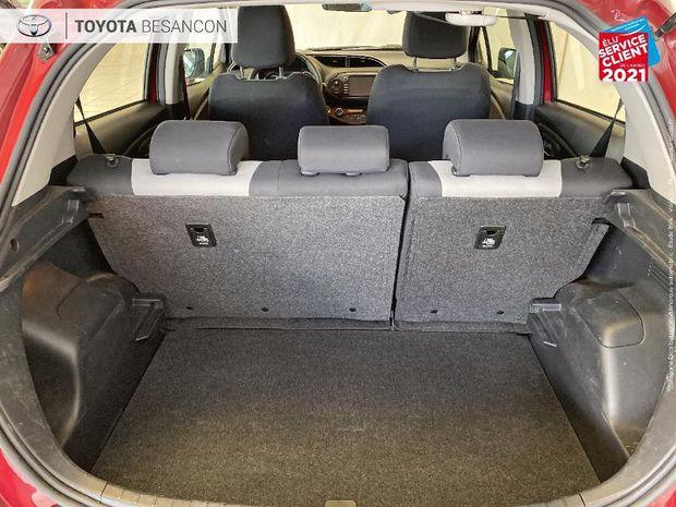 Photo miniature de la Toyota Yaris 100h Dynamic 5p RC18 1ere main Camera 2018 d'occasion