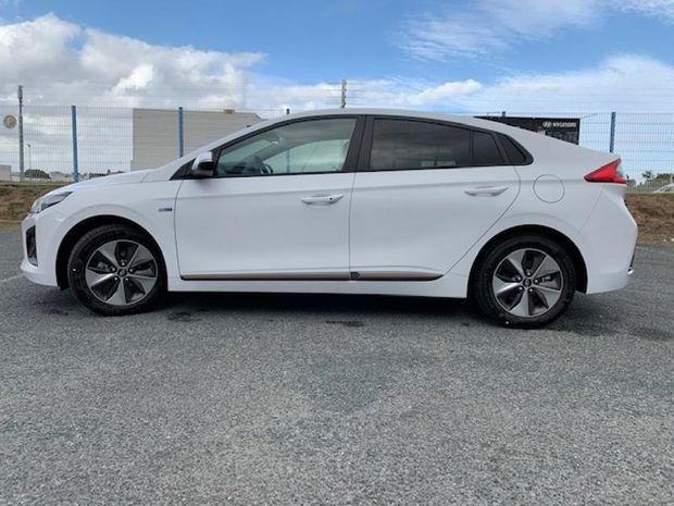 Photo miniature de la Hyundai IONIQ Electric 120ch Creative 2019 d'occasion