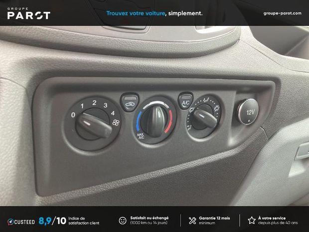 Photo miniature de la Ford Transit 2T CCb P350 L4 2.0 EcoBlue 170ch S&S Trend Business 2021 d'occasion