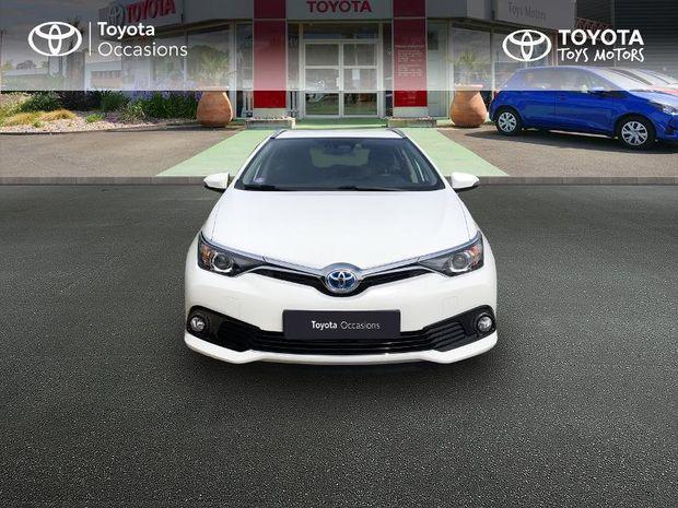 Photo miniature de la Toyota Auris Touring Sports HSD 136h Design 2018 d'occasion