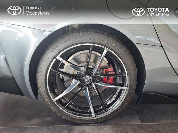 Photo miniature de la Toyota GR Supra 3.0 340ch Pack Premium 2020 d'occasion