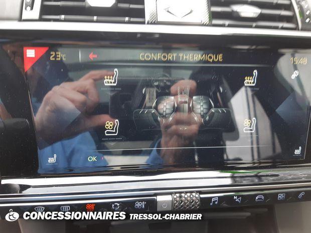 Photo miniature de la DS DS 7 DS7 Crossback BlueHDi 180 EAT8 Grand Chic 2020 d'occasion