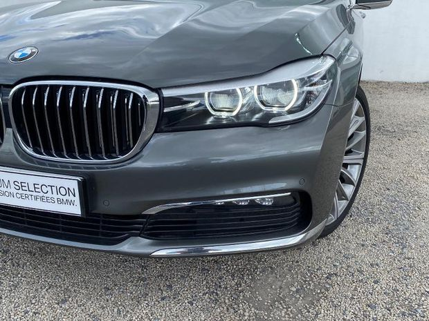 Photo miniature de la BMW Serie 7 725dA 231ch 2017 d'occasion