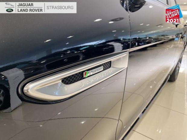 Photo miniature de la Jaguar XF 2.0T 250ch R-Sport BVA Virtual Cockpit Touvrant JA19 2019 d'occasion