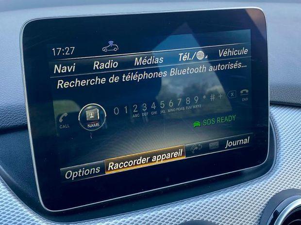 Photo miniature de la Mercedes Classe B 180 d 109ch Sensation 7G-DCT 2017 d'occasion