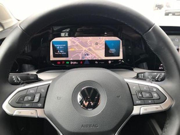 Photo miniature de la Volkswagen Golf 1.5 eTSI OPF 150ch Style 1st DSG7 2020 d'occasion