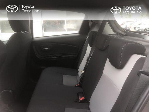 Photo miniature de la Toyota Yaris 100h Dynamic 5p MY19 2018 d'occasion