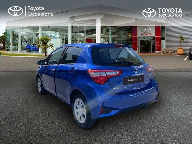 Photo miniature de la Toyota Yaris 70 VVT-i Ultimate 5p 2020 d'occasion