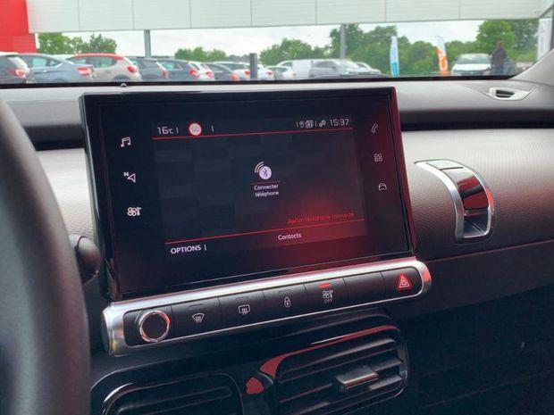 Photo miniature de la Citroën C4 Cactus PureTech 110ch S&S Feel E6.d 2020 d'occasion