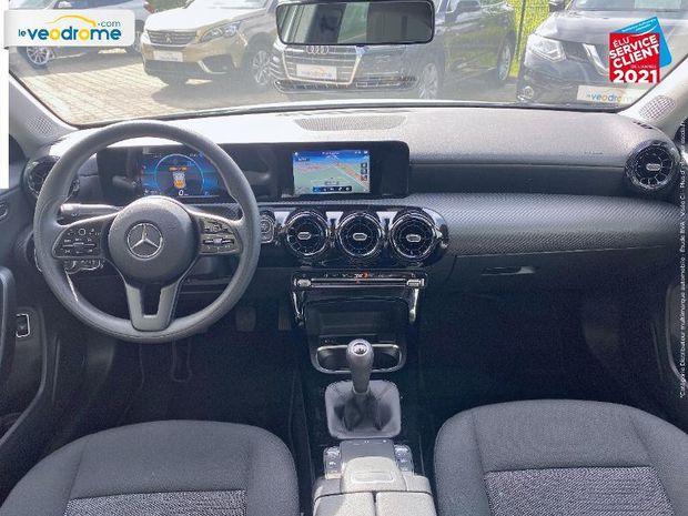 Photo miniature de la Mercedes Classe A Berline 180 136ch Gps Radar AV/AR Sieges chauf JA17 2020 d'occasion