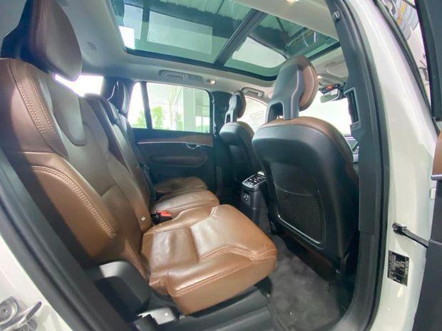 Photo miniature de la Volvo XC90 T8 Twin Engine 320 + 87ch Inscription Geartronic 7 places 2018 d'occasion