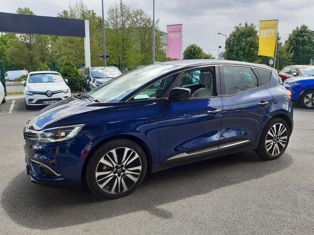 Photo miniature de la Renault Scenic Blue dCi 150 EDC Initiale Paris 2019 d'occasion