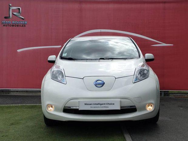 Photo miniature de la Nissan Leaf 109ch 30kWh Acenta 2017 d'occasion